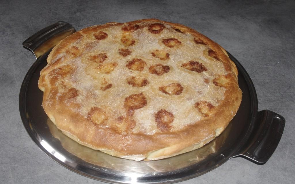 La tarte au sucre dans Le sucré tarte-au-sucre